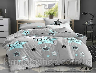 ТМ TAG Комплект постельного белья с компаньоном S405