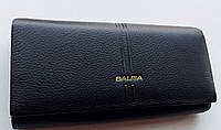 Женский кожаный кошелек Balisa PY-A129 черный Женские кожаные кошельки БАЛИСА оптом Одесса 7 км, фото 1