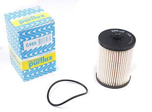 Фильтр топливный VW LT 2.8TDI 02- (116kw) (AUH,BCQ) PURFLUX (Франция) C488