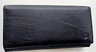 Женский кожаный кошелек с визитницей Balisa 140-581 черный Кожаные кошельки оптом, фото 1