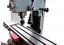 Вертикально фрезерный станок по металлу настольный BF25VLN пр-ва Holzmann, Австрия, фото 4