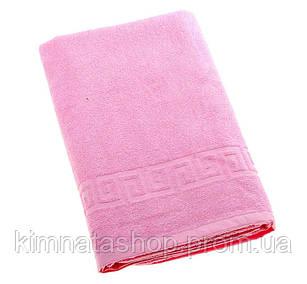 ТМ TAG Полотенце махровое 50х90 см Pink  100% хлопок - Рушник махровий бавовна
