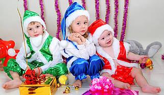 Карнавальный костюм Гном, 3-7 лет
