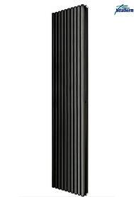 Декоративный (дизайнерский) радиатор BQ Quantum2 H-2000 мм, L-525 мм