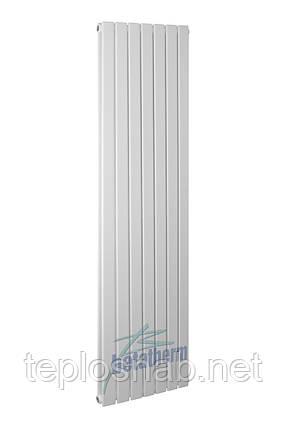Вертикальный радиатор  Blende, H-1600 мм, L-394 мм, фото 2