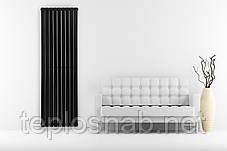Вертикальный радиатор  Blende, H-1800 мм, L-504 мм, фото 3
