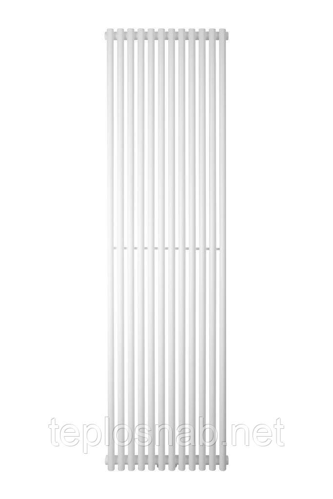 Вертикальный радиатор Praktikum 1, H-2000 мм, L-501 мм