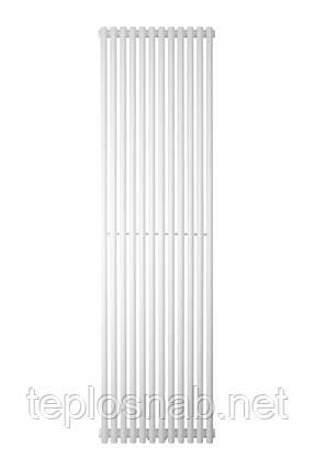 Вертикальный радиатор Praktikum 1, H-2000 мм, L-501 мм, фото 2