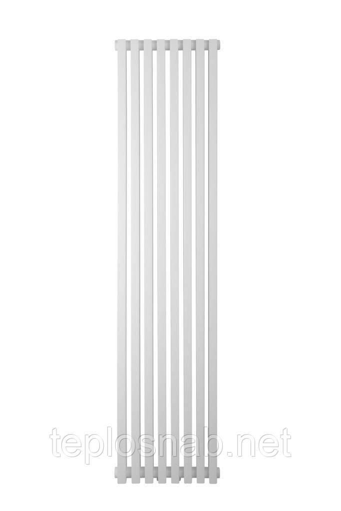 Вертикальный трубчатый радиатор BQ Quantum H-1500 мм, L-325 мм