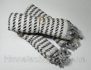 ТМ TAG Полотенце махровое Зебра
