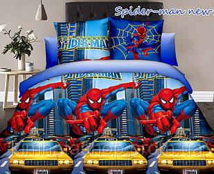 ТМ TAG Комплект постельного белья Spider-man new