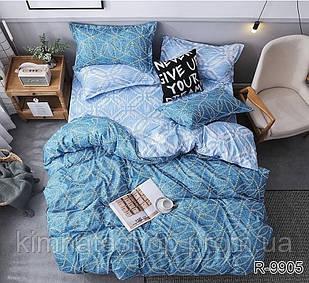 ТМ TAG Комплект постельного белья с компаньоном R9905