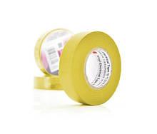 Лента изоляционная 3M (3M/0,13/18/10-YW/03900), желтая