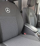 Авточохли на Mercedes Vito 638 1+2 Prestige, фото 3