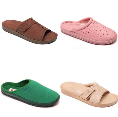 Ортопедичне взуття Доктор Луіджі (dr.luigi) - тапочки, босоніжки, шльопанці.