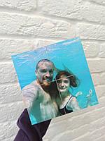 Фотокубик на 6 фото 14х7 см - оригинальный подарок девушке, парню, жене, мужу, на День Святого Валентина