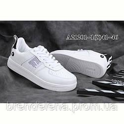 Мужские  стильные кроссовки р 41-46 (код 2410-00)