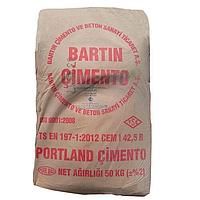 Цемент ПЦ I-550-Д0, (СЕМ І 42,5R) BARTIN, 25 кг, Турция