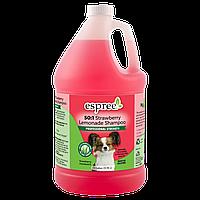 Espree Strawberry Lemonade Shampoo, 3,79 л - суперконцентрированый шампунь для глубокой чистки для собак