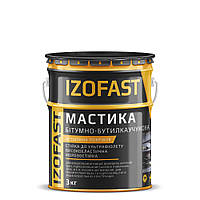 Мастика IZOFAST битумно-бутилкаучуковая 20 кг