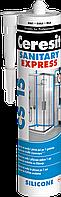 Герметик силиконовый Ceresit CS 15 CSSTR UA санитарный 280 мл прозрачный