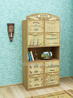 Шкаф малый «Корабельный»