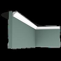 Карниз гибкий Orac Décor C250F, 200х1.6х1.6 cm