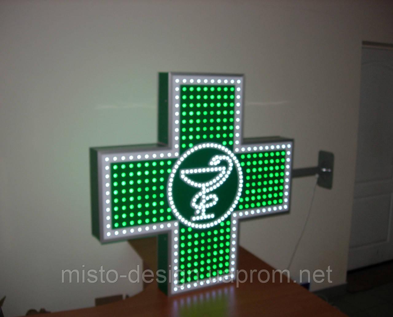 Аптечный крест 1000х1000 мм