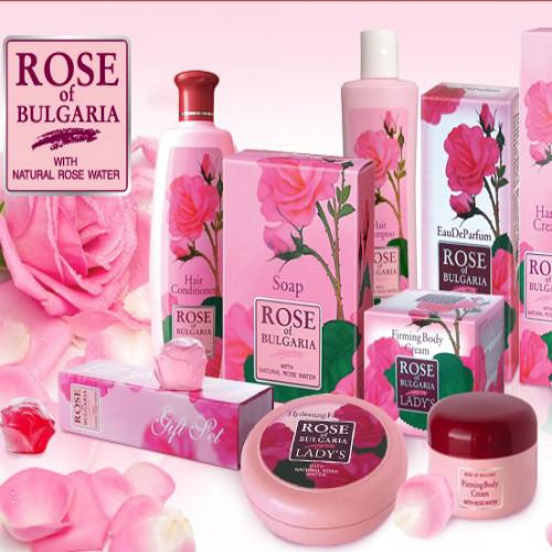 Натуральная болгарская косметика ROSE of BULGARIA