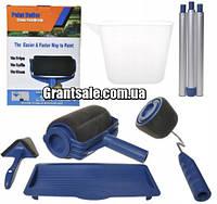 Комплект малярских валиков для покраски стен и потолка Point Roller (24)