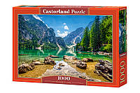 """Пазл 1000 эл. """"Castorland"""" (Польша) / Озеро в горах"""