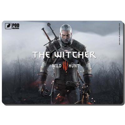 Коврик для мышки Pod Mishkou GAME The Witcher-М