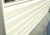 обшивка балкона в Сталинке снаружи сайдингом