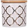 Банка для сыпучих Limited Edition Lily 350мл керамика (JH6197-2)