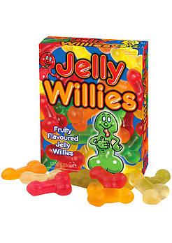 Желейные конфеты Jelly Willies от Spencer Fleetwood