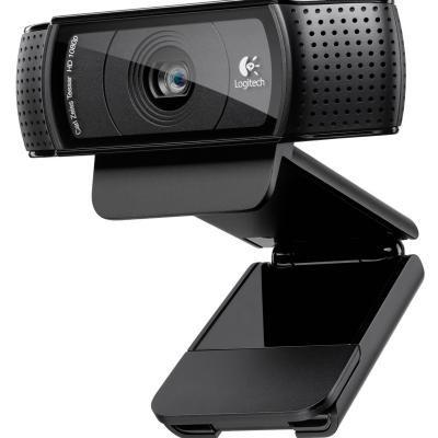 Веб-камера Logitech C920 HD Pro (960-001055) з мікрофоном