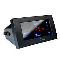 Автоматика для твердотопливных котлов KG ELEKTRO CS 19 с сенсорным дисплеем