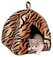 Trixie Nero Мягкий домик для кошек и мини-собак (36345)