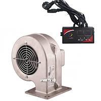 Комплект автоматики для твердотопливных котлов QuickAir+KG DP 02