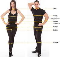 Как правильно определить свой размер одежды.