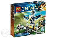 Конструктор Bela серия Legends of Chima 10059 (Тотем Орла)
