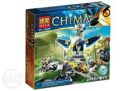 Конструктор Bela серия Legends of Chima 10059 (Тотем Орла), фото 2