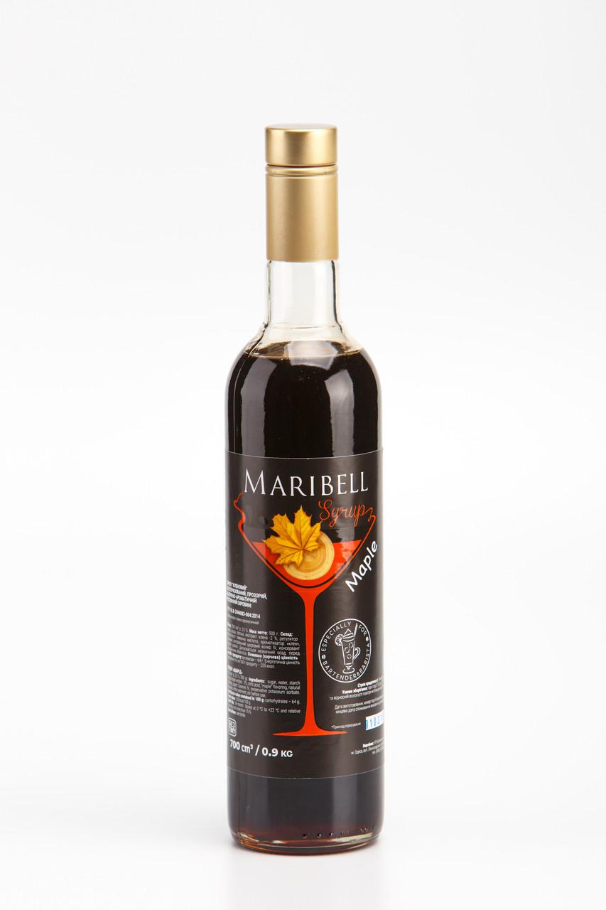 Сироп Кленовий сироп Maribell 900 г
