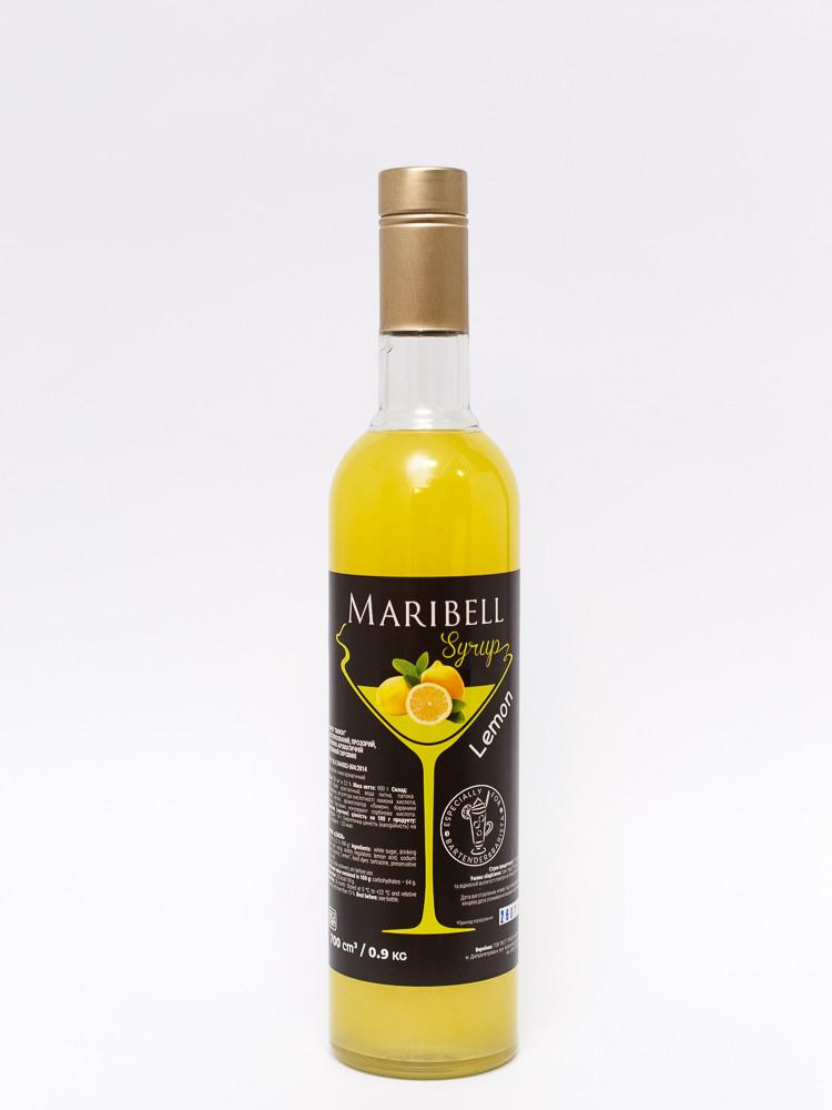 Сироп Лимон Maribell 900 г