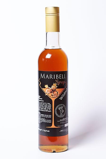 Сироп Волоський горіх Maribell 900 г