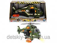 Вертолет Военный функциональный Dickie 3308363, фото 1