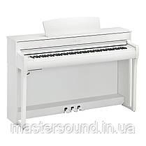 Цифрове піаніно Yamaha Clavinova CLP-745 White