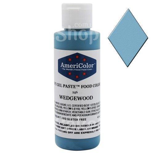 Краситель гелевый Веджвуд Wedgewood AmeriColor 128 г