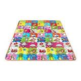 Развивающий детский коврик двухсторонний 4FIZJO Kids 180 x 180 x 1 см SKL41-277898, фото 2