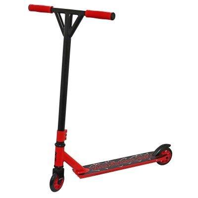 Трюковой самокат SportVida Stunt Neo Black/Red SKL41-277944